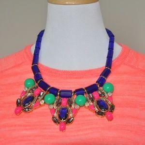 New & RARE J CREW STATEMENT Archipelago necklace